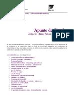 Rivolta, Miguel y Lucas Benavides (2016), Apunte de cátedra Unidad 2. Bases físicas de la circulación y respiración.pdf