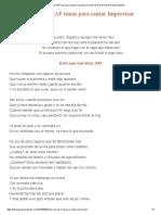 Letras de RAP rimas para cantar Improvisar _ Frases de Rap Rimas de Rap en Español.pdf