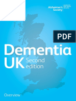 Dementia UK Second Edition - Overview
