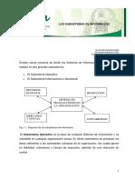 Subsistemas de Info 1