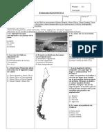 Prueba Historia Diagno5º2015