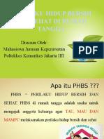 PPT PHBS RT