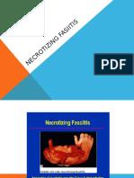 Necrotizing Fasiitis