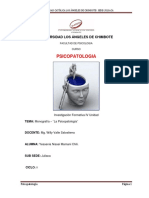 Yessenia Mamani Investigacion Formativa IV Unidad