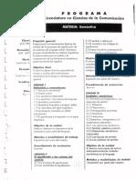 Programa semántica UCDI