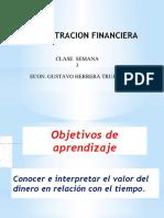Administracion Financiera Clase Semana 3