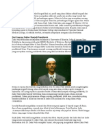 Biografi dr. Zakir naik (tugas)