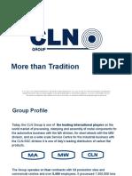 5) Presentazione CLN Group