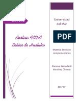 Análisis DAFO Bahías de Huatulco