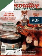 Decorative Woodcrafts Issue #18