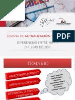 Miercoles p.m. Diferencias entre la contabilidad nacional y NIFF - SEMANA ACTUALIZACION TRIBUTARIA 2015.pdf