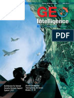 GeoIntelligence March April 2015