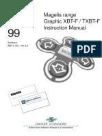 Magelis Range Graphic XBT-F, TXBT-F Instruction Manual