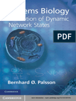 [Bernhard Ø. Palsson] Systems Biology Simulation