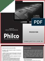 Manual Monitor Philco PH22S31DM