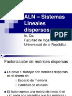 SL Dispersos