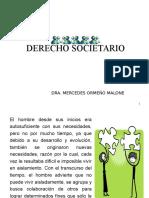 Derecho Societario - Clase 1