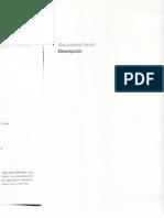 M. Filinich- Descripcion