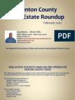 Denton County Real Estate Roundup February 2010