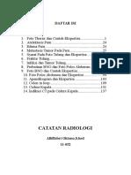 DAFTAR ISI Buku Radio