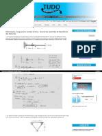 Httpwww Tudoengcivil Com Br201409exercicios-Resolvidos-De-resistencia HTML