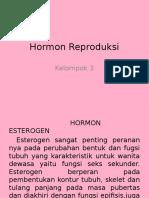 Hormon Reproduksi Farmakologi Kelompok 3