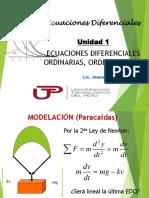 ecuaciones diferenciales ordinarias