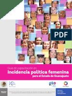 Guia de Incidencia Politica IMUG