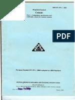 BDS EN 197-1  2003