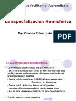 04 Clase La Especialización Hemisferica