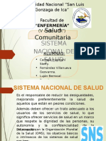 1exposicion Steffy Salud Comunitaria Diapositivas Salud Comunitaria