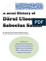 History of Darul Uloom Sabeelus Salam, Hyderabad, India