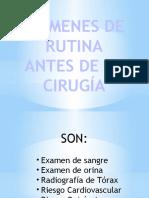 Jhoana Salud Del Adulto Rosa Examen de Rutina
