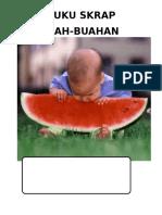 Buku Skrap Buah-buahan