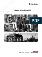 FactoryTalk® View Machine Edition User's Guide