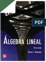 Algebra Lineal - Grossman
