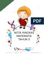 Cover Nota Ringkas