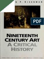 Stephen F. Eisenman - XIX Century Art - A Critical Antology