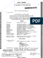 NATO - Ace Responses to an Intervention in Poland  - meeting 2 July 1981