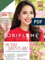 Oriflame Catalog Mei 2016