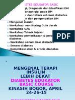 Slide Mengenal Terapi Insuli