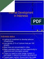 an Internet Indonesia