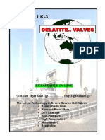 APV-LLK-3 Ball Valve in-Line Brochure