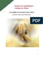 Végétarisme et végétalisme au temps de Jésus jys 02.doc
