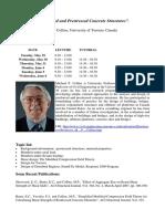 Collins 2007 Website