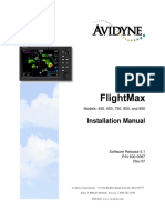 Avidyne Installation Manual