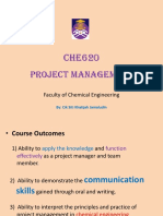 Chapter 1 - Introduction to Project Management