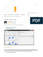 Sudoku Game in Java - CodeProject.pdf