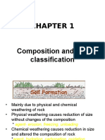 Chapter 1- Soil Classification