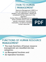 B-1 Introduction to Human Resource Management (1)